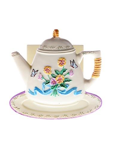 Çaydanlık Peçetelik-Kanca Ev